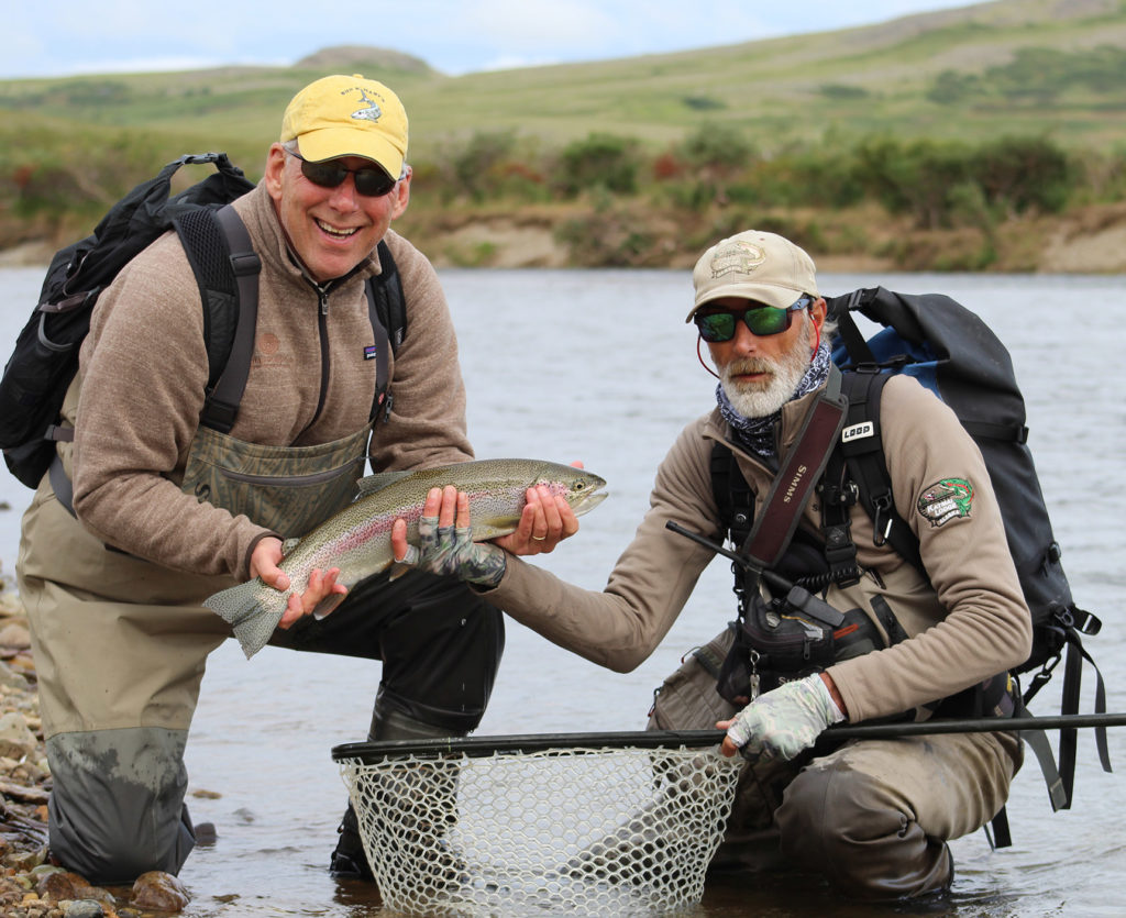fishing the alagnak river